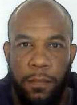 Khalid Masood, Westminister attacker