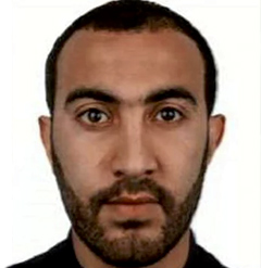 Britain's attackers: Rachid Redouan