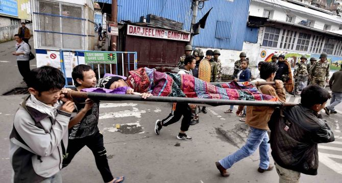 India News - Latest World & Political News - Current News Headlines in India - Darjeeling Bandh: The Gorkha way of managing hardship