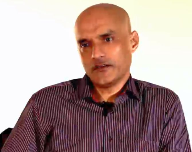 Annul Jadhav's death sentence by Pak military court: India urges ICJ