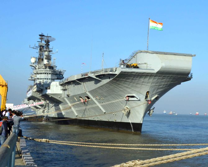 India News - Latest World & Political News - Current News Headlines in India - After 30 years, INS Viraat sails into the sunset