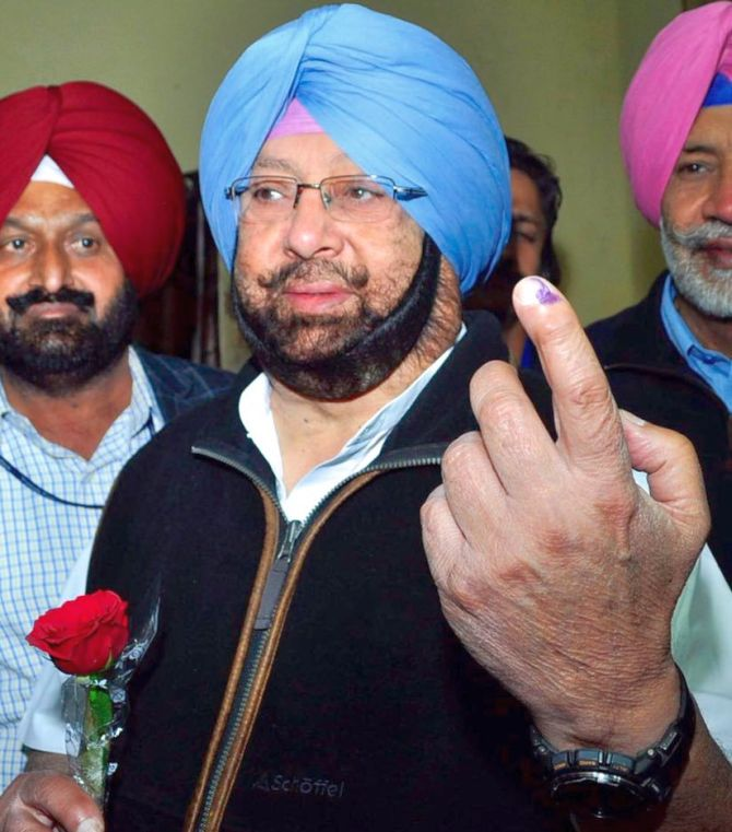 Finally, Amarinder Singh wins 'father of all battles'