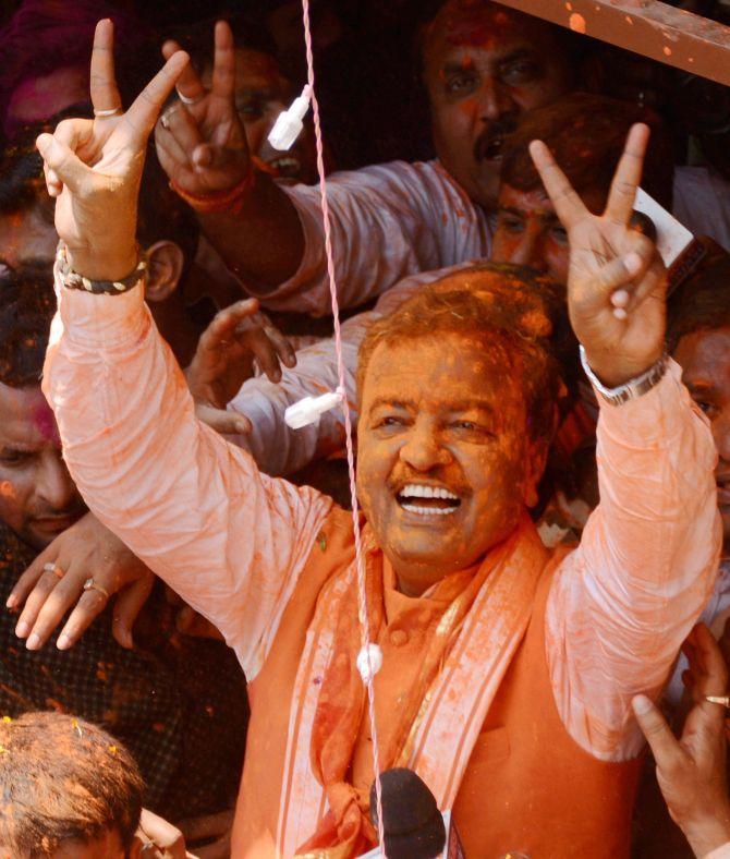 Keshav Prasad Maurya or Manoj Sinha: Who will be UP CM?