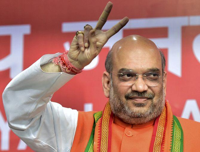 The 'Shah' of Uttar Pradesh