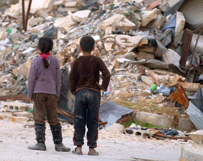 India News - Latest World & Political News - Current News Headlines in India - 2016 was the worst year yet for Syrian children