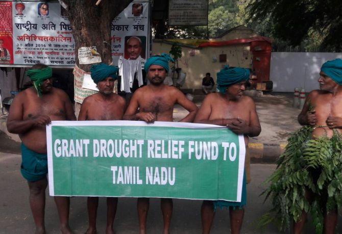 India News - Latest World & Political News - Current News Headlines in India - Centre remains non-committal on loan waiver for TN farmers