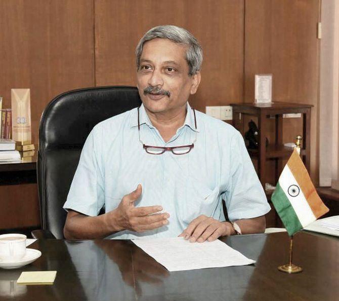 BJP's poster boy Parrikar returns as Goa CM