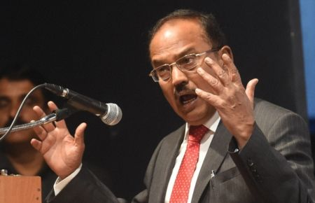 Cong alleges Doval's son started hedge fund after note ban