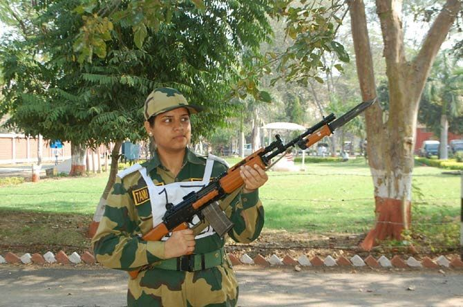 India News - Latest World & Political News - Current News Headlines in India - Meet BSF's first woman combat officer in 51 years