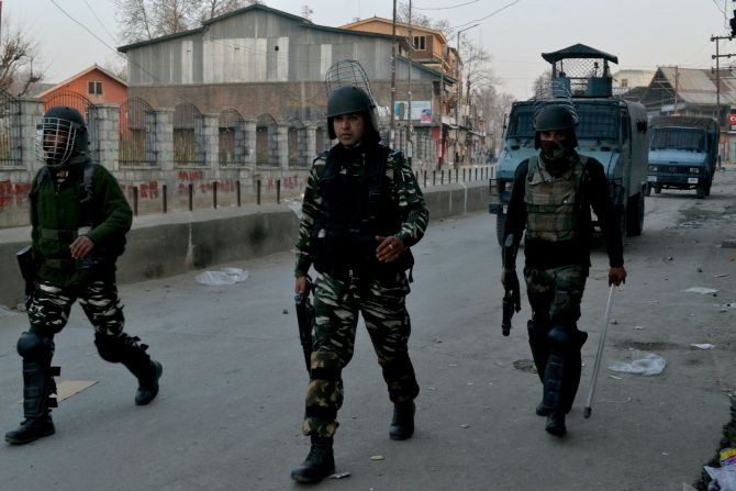 India News - Latest World & Political News - Current News Headlines in India - 2 Hizbul terrorists killed in bid to ambush police party