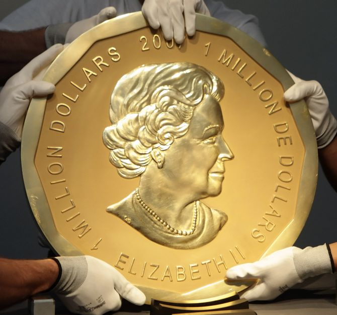 India News - Latest World & Political News - Current News Headlines in India - This 100 kg gold coin worth Rs 6.5 crore was stolen from a Berlin museum