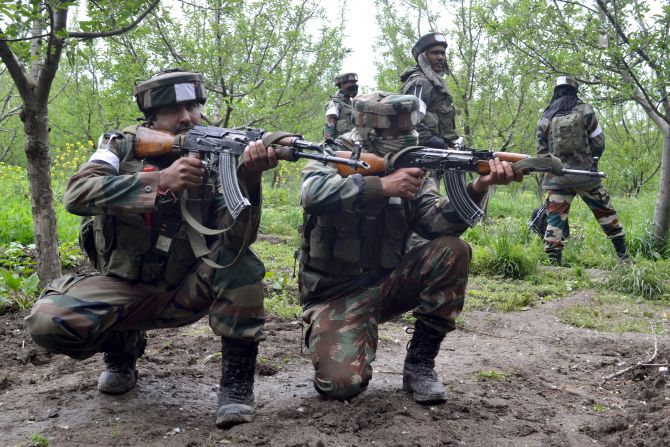 Army conducts ops against NSCN-K along Indo-Myanmar border