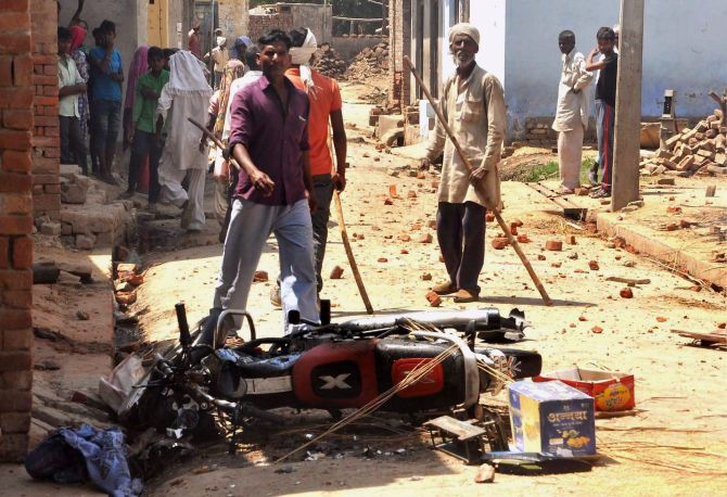 India News - Latest World & Political News - Current News Headlines in India - 1 killed in fresh violence in Saharanpur
