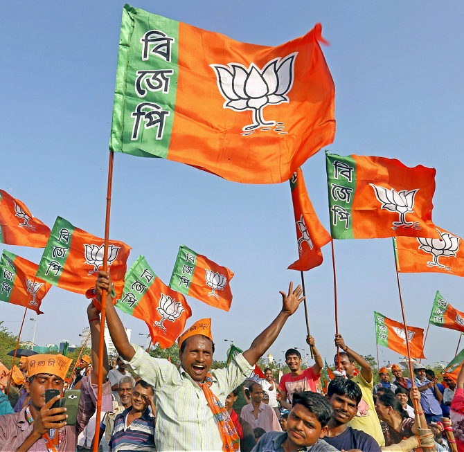 BJP in Kolkata