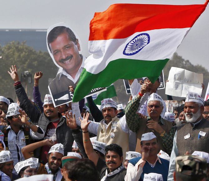 India News - Latest World & Political News - Current News Headlines in India - Not afraid of elections, says AAP on MLAs disqualification row