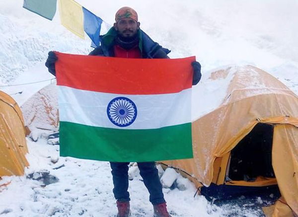 India News - Latest World & Political News - Current News Headlines in India - Missing Indian dies after climbing Mount Everest