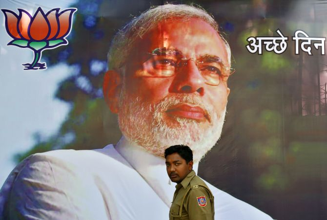 India News - Latest World & Political News - Current News Headlines in India - Modi@3: Have achche din arrived?
