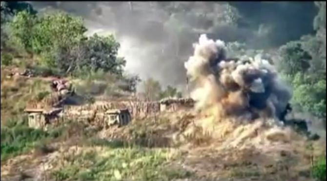 India News - Latest World & Political News - Current News Headlines in India - Pak releases 'tit-for-tat video' showing damaged Indian posts