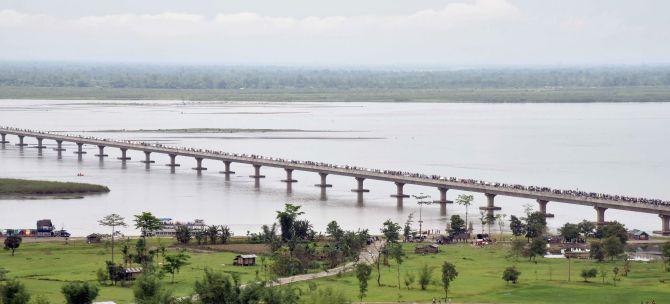 bridge of india