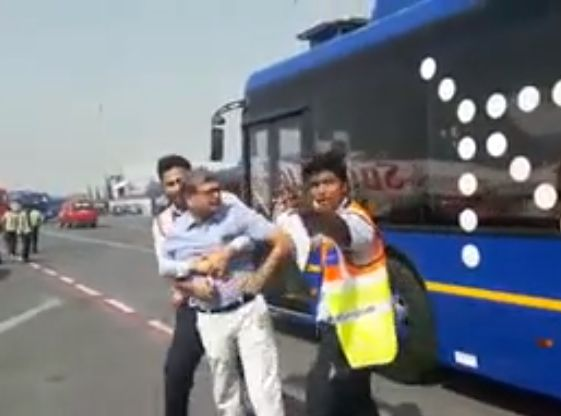 Civil Aviation Minister Ashok Gajapathi Raju On Wednesday Strongly Condemned The Assault On A Passenger By Indigo Staff And Has Sought An Independent Report