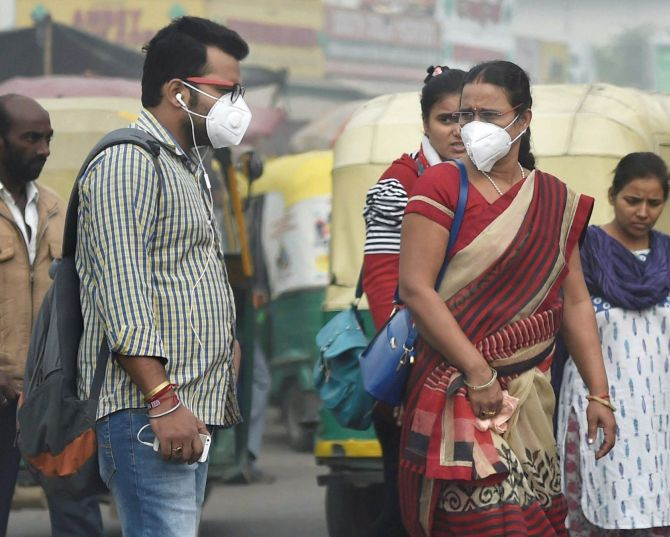 India News - Latest World & Political News - Current News Headlines in India - How to survive the Delhi smog: Dos and Don'ts