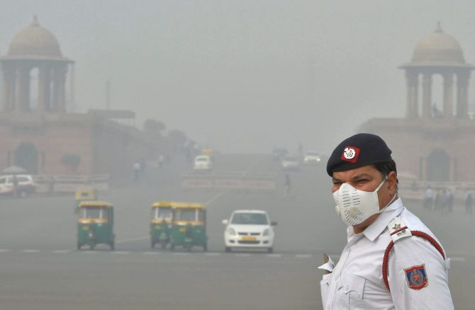 India News - Latest World & Political News - Current News Headlines in India - Is only Delhi's air polluted?