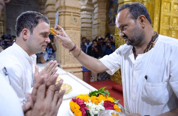 India News - Latest World & Political News - Current News Headlines in India - Visiting temples won't help Rahul