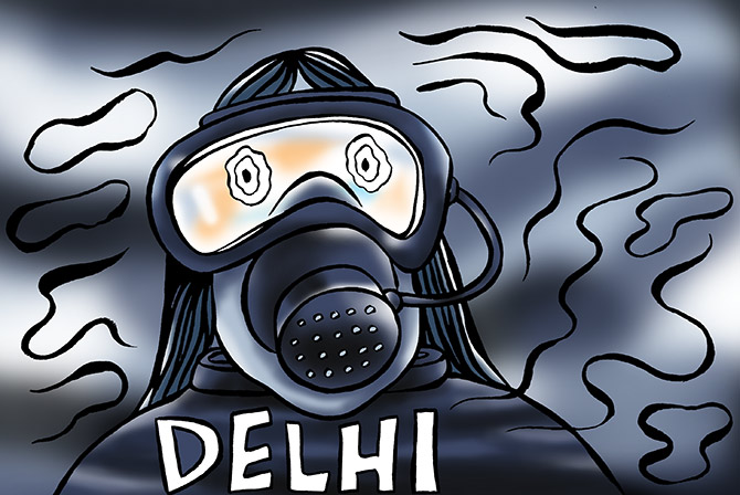 India News - Latest World & Political News - Current News Headlines in India - Does anyone care what air Delhi breathes?