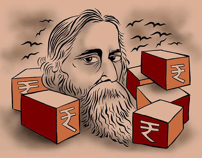 India News - Latest World & Political News - Current News Headlines in India - How Tagore's legacy is being encroached upon
