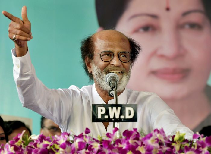 Rajinikanth not to contest 2019 Lok Sabha polls