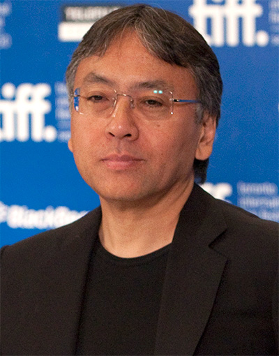 Celebrated Novelist Kazuo Ishiguro. Photo: Mike Segar/Reuters