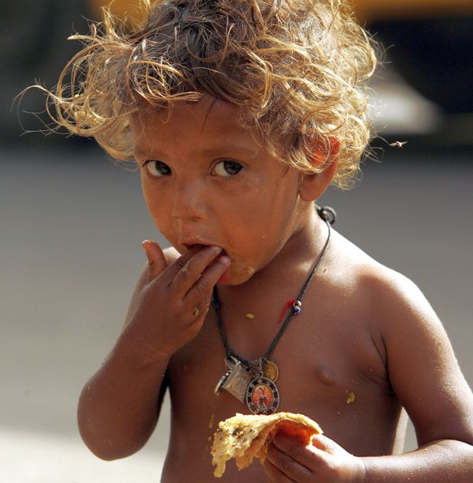 India News - Latest World & Political News - Current News Headlines in India - India's hunger problem worse than North Korea, Bangladesh