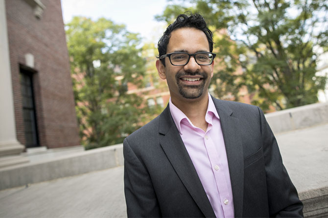MacArthur Fellow and Harvard Historian Sunil Amrith