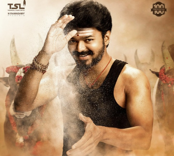 BJP barking up the wrong tree over Mersal - Rediff com India