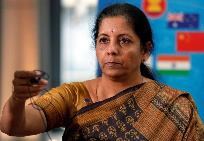 India News - Latest World & Political News - Current News Headlines in India - Allegations relating to Rafale deal shameful: Sitharaman