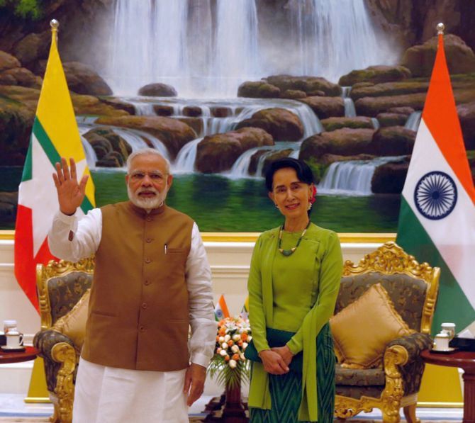 India News - Latest World & Political News - Current News Headlines in India - Why India should give seamless support to Aung San Suu Kyi