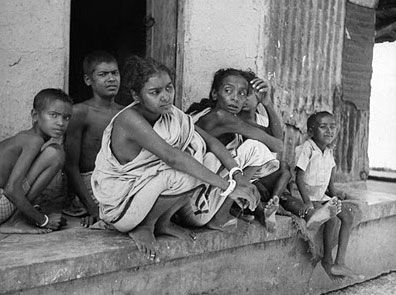 The Bengal famine of 1943