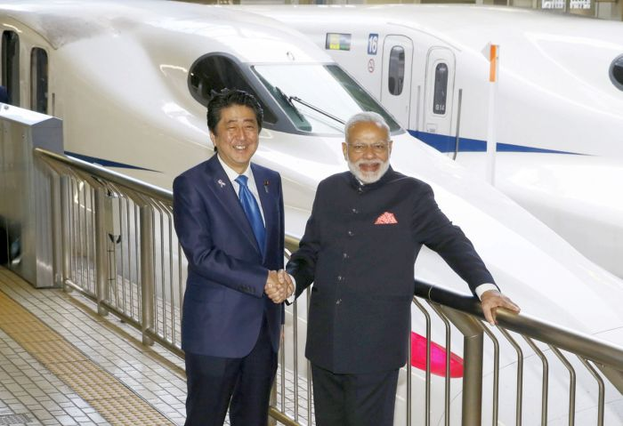 India News - Latest World & Political News - Current News Headlines in India - Indonesia's Jakowi outstrips Modi in bullet train
