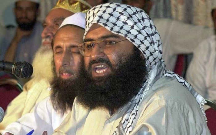 The terrorist Masood Azhar