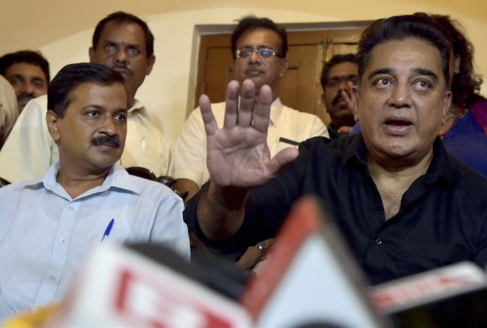 India News - Latest World & Political News - Current News Headlines in India - Kamal Haasan to begin TN tour, announce party name on Feb 21
