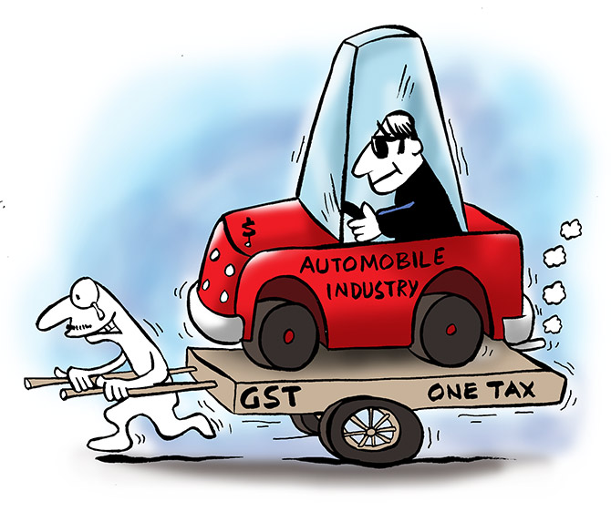 Why GST will help the auto industry
