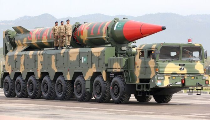SCARY! What Pakistan and China's nuclear weapons mean for ...