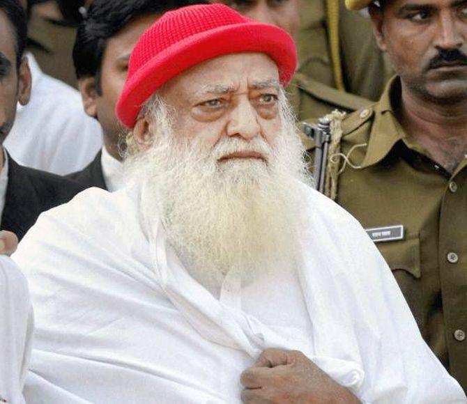 Asaram found guilty in rape case