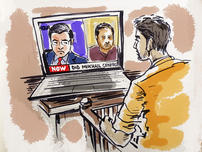 Sheena Bora Trial: Arnab Goswami doesn't turn up...