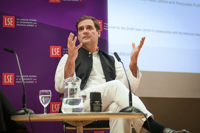 India News - Latest World & Political News - Current News Headlines in India - 'Is Rahul Gandhi illiterate?'