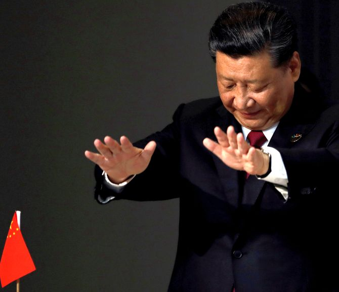 India News - Latest World & Political News - Current News Headlines in India - Trouble brewing for Xi?