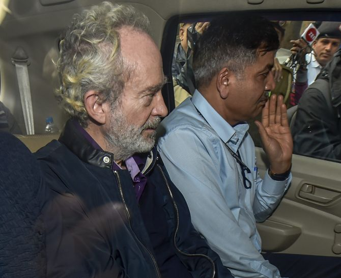 Agusta case: CBI remand of Christian Michel extended