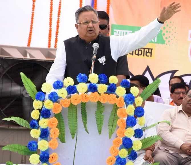 Did Raman Singh take Rahul Gandhi too lightly?