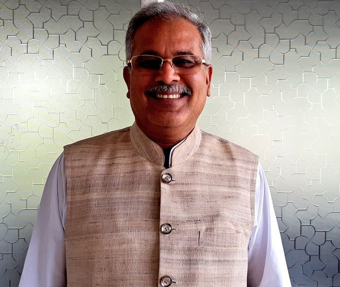 Bhupesh Baghel is the new Chhattisgarh chief minister