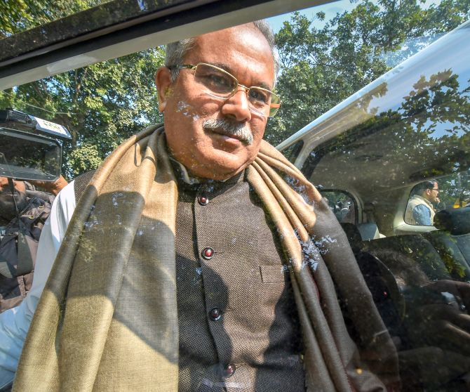 Baghel: The man who helped Congress rise like a Phoenix in Chhattisgarh